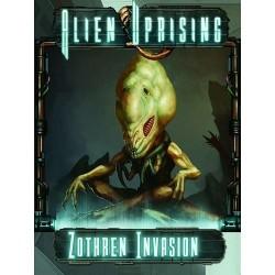 Zothren Invasion - an Alien Uprising stand alone card game