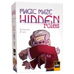 Magic Maze: Hidden Roles [Expansion]