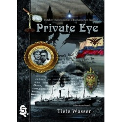 Private Eye 5: Tiefe Wasser