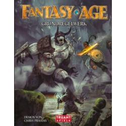 Fantasy AGE: Grundregelwerk Softcover *limitiert*