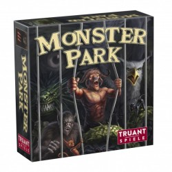 Monsterpark ? Kartenspiel