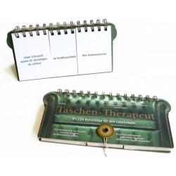 Der Taschen-Therapeut ? 91.125 Ratschläge für alle Lebenslagen