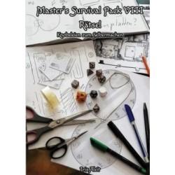 Master's Survival Pack VIII - Rätsel Knobeleien zum Selbermachen