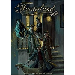 Finsterland ? Adventures in a World of Magic and Technology
