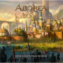 Aborea Spielleiterschirm - Die Ankunft