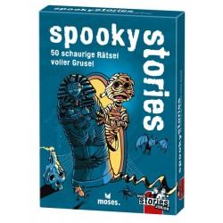 black stories Junior ? spooky stories
