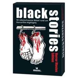 black stories ? Horror Movies Edition