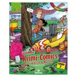 Redaktion Wadenbeißer ? Verzwickte Krimi-Comics Bd. 7