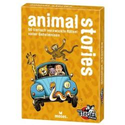 black stories Junior ? animal stories