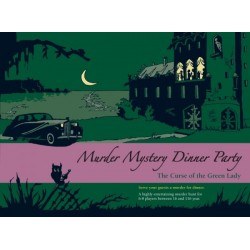 Murder Mystery Dinner Party ? The Curse of the Green Lady