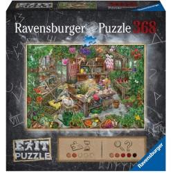 Puzzle Exit 9 Im Gewächshaus