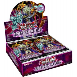 Yu Gi Oh! Legendary Duelists 7 Rage of Ra Booster Display 36 Boosters DE