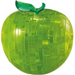 Crystal Puzzle Apfel (grün)
