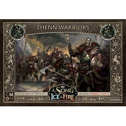 Song of Ice and Fire Thenn Warriors ENG