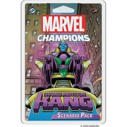 Marvel Champions The Once And Future Kang Szenario Pack