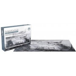 Puzzle WWII TYPHOON ATTACK 1000T