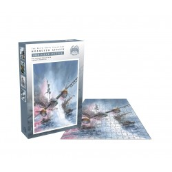 Puzzle WWII MOSQUITO ATTACK 1000T