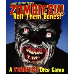 Roll the Bones: Zombies Dice