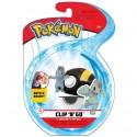 Pokemon ClipNgo mit Pokeball Machop