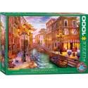 Puzzle Venetian Romance 1000T 6000-5353