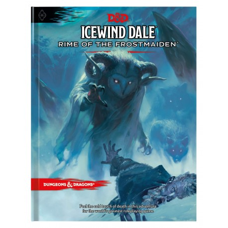 Dungeons & Dragons D&D 5th IceWindDale Rime of the Frostmaiden