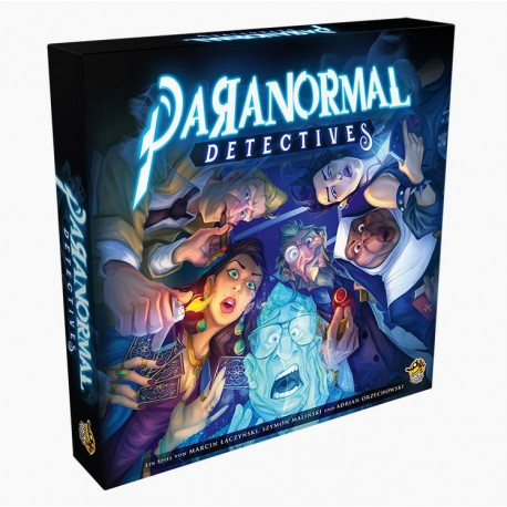 Paranormal Detectives DE