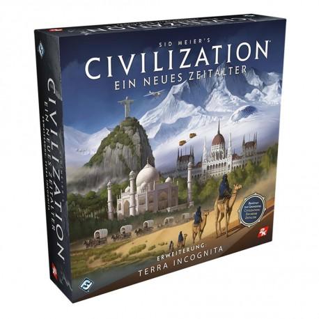 Civilization Ein neues Zeitalter Terra Incognita Erweiterung