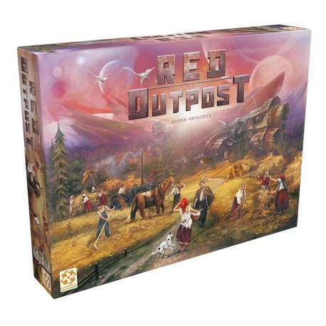 Red Outpost DE