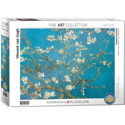 Puzzle Almond Blossom by van Gogh 1000T 6000-0153