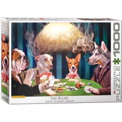 Puzzle The Bluff by Lucia Heffernan 1000T 6000-5562