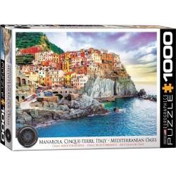 Puzzle Manarola Cinque Terre Italy 1000T 6000-0786