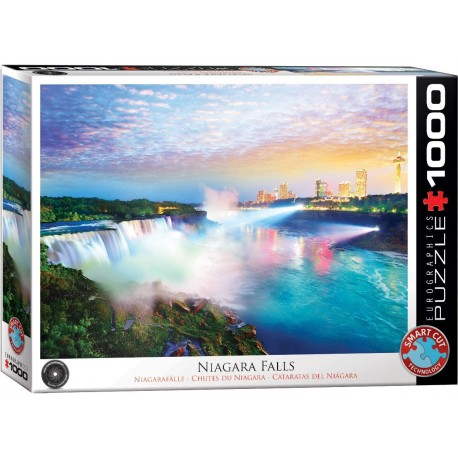 Puzzle Niagara Falls 1000T 6000-0770