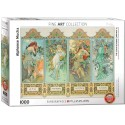 Puzzle The Four Seasons Variant 3 1000 6000-0824