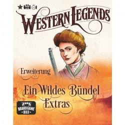 Western Legends Ein wildes Bündel Extras