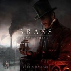Brass Lancashire deutsche Ausgabe