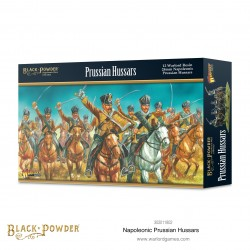 Black Powder Prussian Hussars