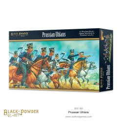 Black Powder Prussian Uhlans