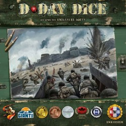 D-Day Dice 2nd Edition (de)