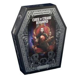 Dungeons & Dragons Curse of Strahd Revamped EN