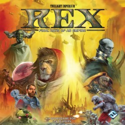 Rex Boardgame