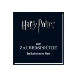 BUCH Harry Potter -Die Zaubersprüche zum Film