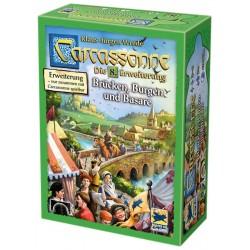 Carcassonne - Brücken, Burgen und Basare 8. Erweiterung
