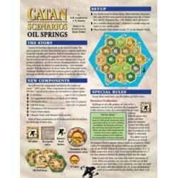 Catan Szenarios Oil Springs