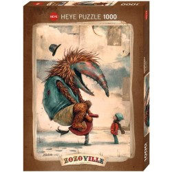 Puzzle Spring Time 1000T Heye
