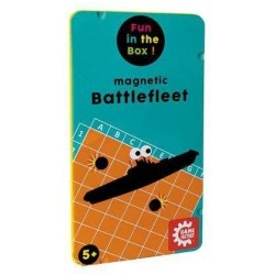 Magnetic Travel Games Battlefleet Schiffe versenken