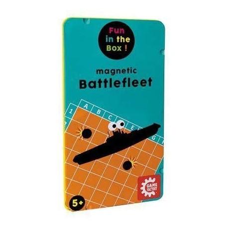 Magnetic Travel Games Battlefleet (Schiffe versenken)