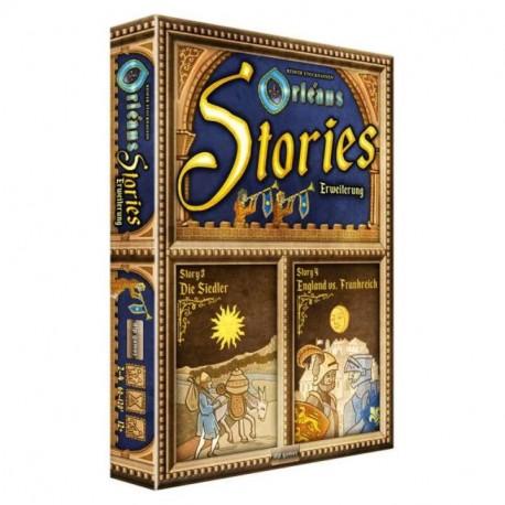 Orleans Stories 3 & 4 Erweiterung deutsch