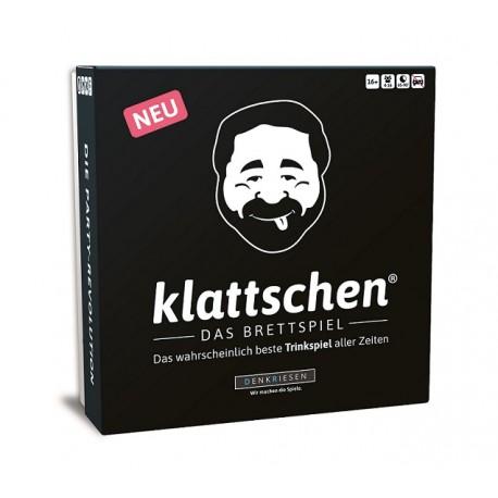 klattschen - DAS BRETTSPIEL