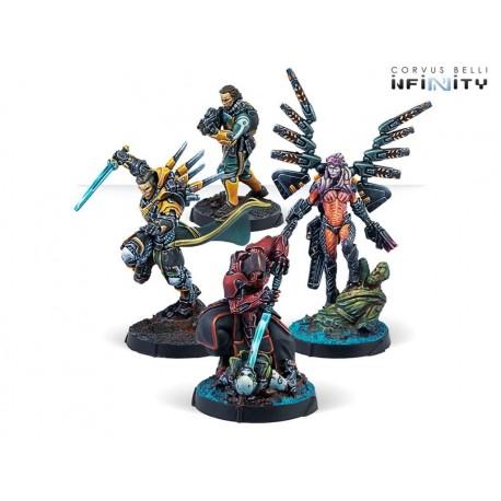 Infinity Betrayal Characters Pack EN