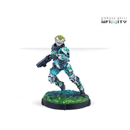 Infinity Hatail Spec Ops Pistol & CC Weapon